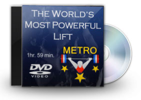 The World's Most Powerful<br /> Lift DVD